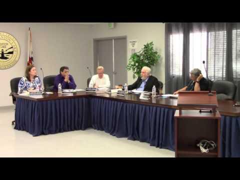 May 3, 2016 Admin and Finance Meeting