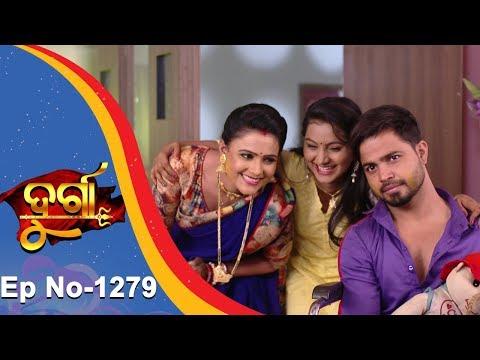 Durga | Full Ep 1279 | 12th Jan 2019 | Odia Serial - TarangTV