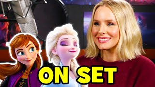 Download lagu FROZEN 2 Behind The Scenes Clips, Songs & Bloopers