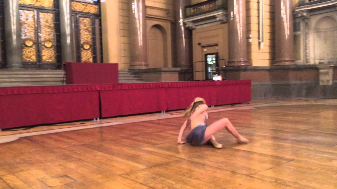 Chloe Lukasiak Dancing At Liverpool Meet And Greet Youtube