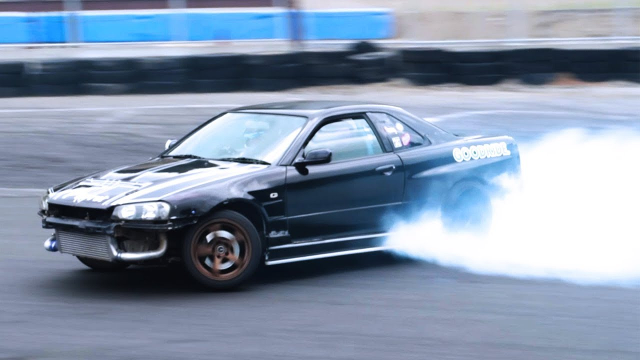 RB ONLY DRIFT EVENT! - Nikko Circuit Japan