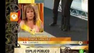 Marta Sánchez en