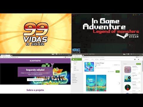 Semana da Indústria #9 - JamTastic, TDC Games 2017, SOS No Estúdio, BH Game Biz e mais!