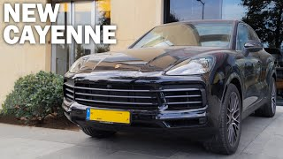 Review: NEW 2018 Porsche Cayenne S | Interior & Exterior, EXHAUST