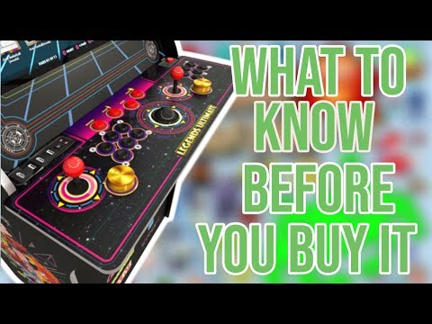 What To Know Before You Buy The AtGames Legends Ultimate Arcade