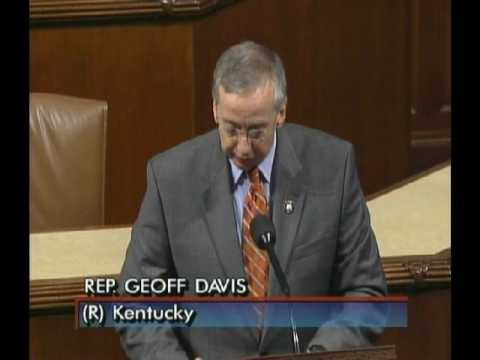 Reverend Fowler of Kentucky Delivers Opening Prayer in House