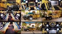 Tiger Hummer Limo - Best Limousine Rental