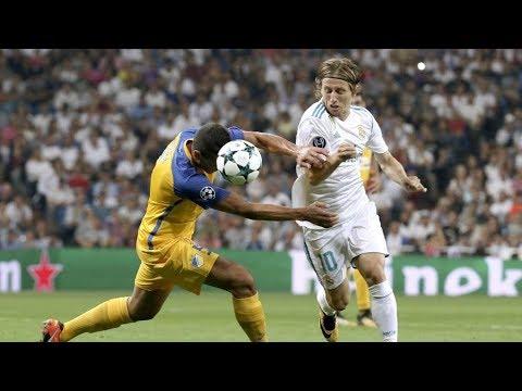 Real Madrid 6-0 Apoel ( PARODIA) Camila Cabello | HAVANA