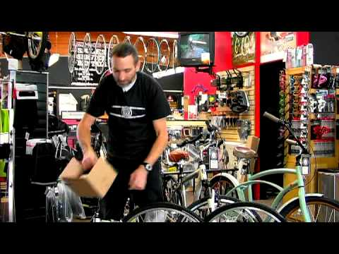 Bicycle Repair & Ownership : How to Build a Cruiser Bicycle