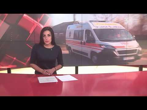 34 телеканал: В Харьковскую область завезли 200 новых машин скорой помощи