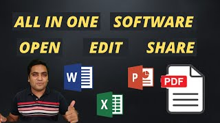 Word - Excel - PowerPoint - PDF Software for Free   PDF Editor for Free   Office for Free screenshot 2