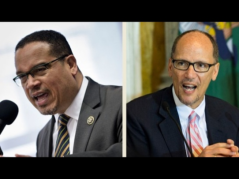 DNC Chair Race Going Down To The Wire