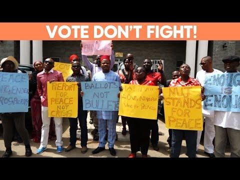 NUJ Walks For Violence Free Polls thumbnail