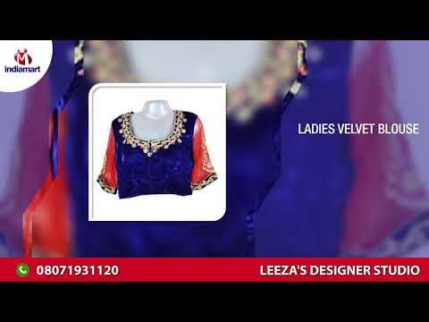 Ladies Blouse and Gown Manufacturer