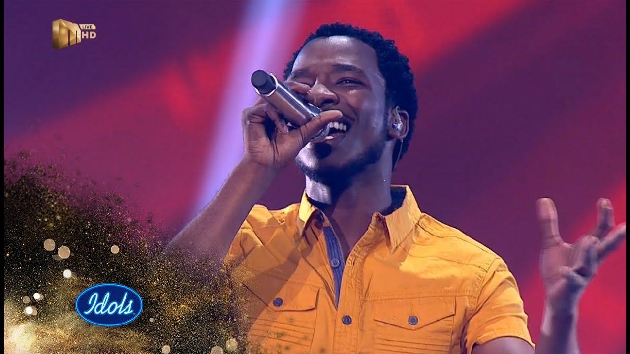 Season 15 FINALE: Luyolo  – 'Sunshine Through The Rain' – Idols SA | S15 | Mzansi Magic #1