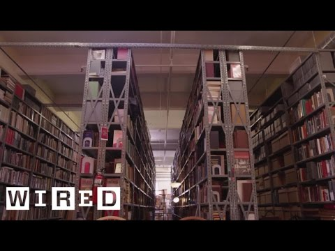 The Prelinger Library - San Francisco - Station to Station EP27 - WIRED
