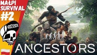 Wyprawa w Nieznane - Ancestors The Humankind Odyssey | Rizzer survival gameplay po polsku