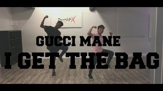 Gucci Mane - I Get The Bag ( Fizz Choreography )