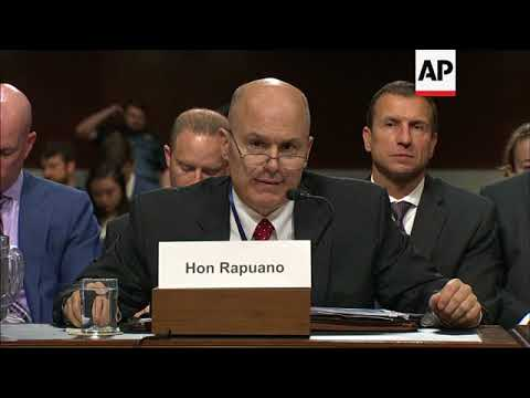 Senators Criticize WH Cyber Adviser No-show