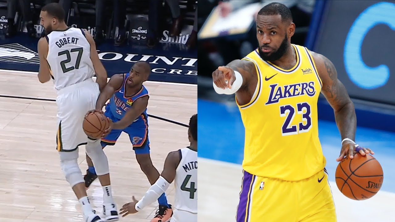 """NBA """"Outsmarting The Opponent"""" MOMENTS"""