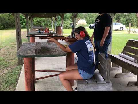 Shooting At The Outer Banks Gun Club - OBX 2017 -  Manns Harbor, North Carolina