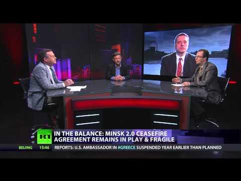 CrossTalk: Teetering Ukraine