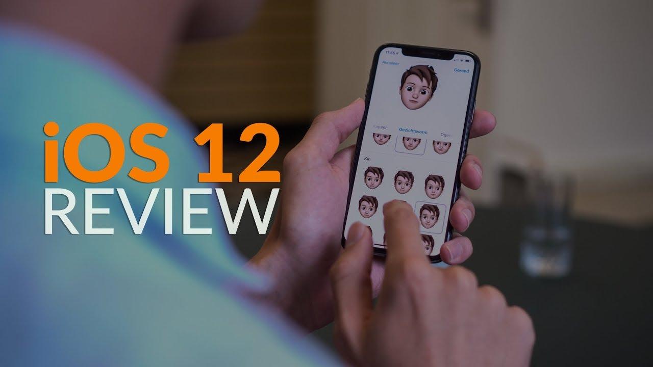 iOS 12 Review: de 5 grootste verbeteringen van de beste iPhone-update in jaren
