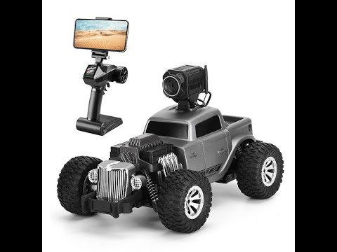 Фото 2.4G RC FPV Retro Vintage Car Toy, HD 720P Camera, 20KM/H High Speed, 1:16 Scale, Kid Boy Gift, 2071