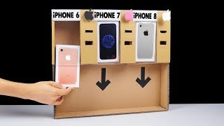 DIY How to Make iPhone Vending Machine