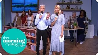 Phillip & Holly Open This Morning Live 2019 | This Morning