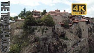 Meteora - Transfiguration Monastery