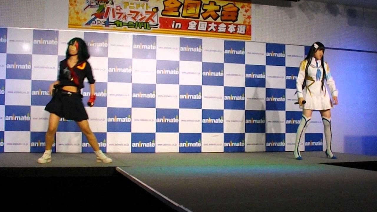 【第二回アニパフォ全国大会本選】(キルラキル) ambiguous - 【2nd Ani Paphos National Championship Selection】 (Kira Kiru) ambiguous