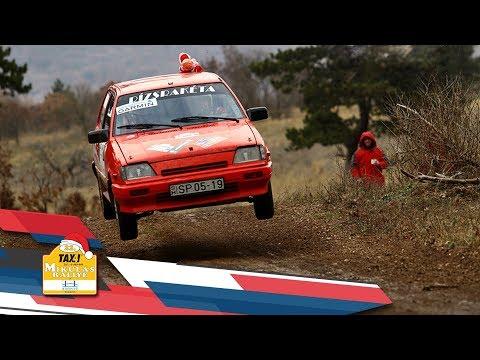 Mátyás-Nagy 22Mikulás Rallye 2018 Versenyzői film