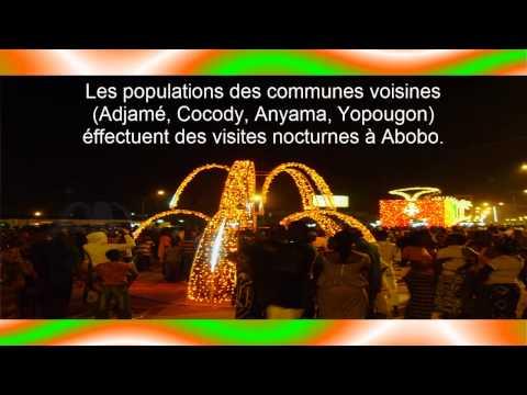 Abobo ville lumière
