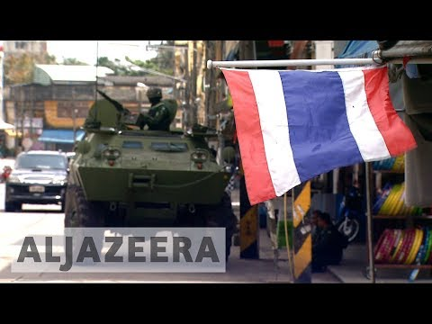 Conflict rages in Thailand's south