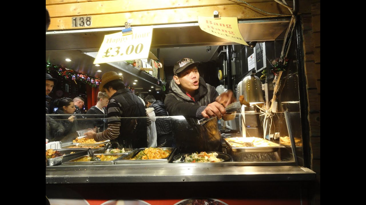 Chinese Food Shop London
