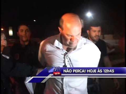 TVBE No Ar  - Marcos Queiroz Preso - Chamada