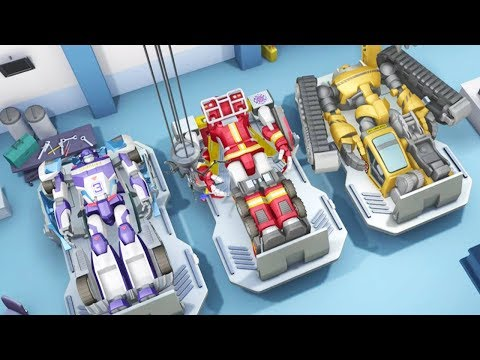 TOBOT Athlon English Season 2 | 201B - Typhoon Twist | NEW! | Season 2 Full Episode | Kids Cartoon