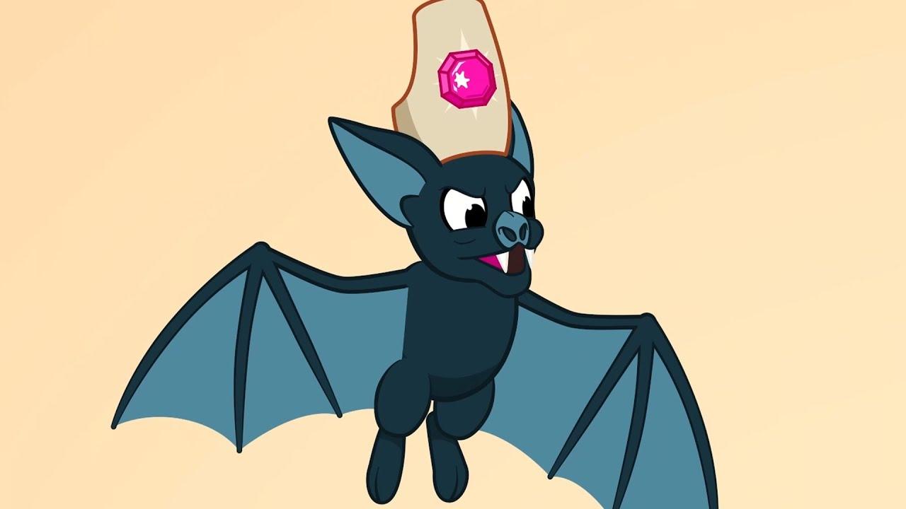 The Bats of Halloween! - My Magic Pet Morphle | Cartoons For Kids | Morphle's Magic Universe