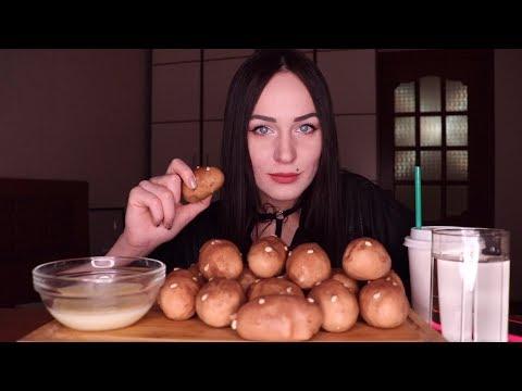 MUKBANG | Ем сырой картофель? | Eat Raw Potatoes | не ASMR