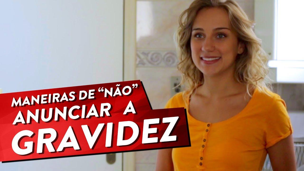 Preferência MANEIRAS DE NÃO ANUNCIAR A GRAVIDEZ - YouTube BV92