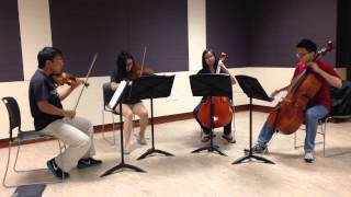String Quartet - Sound of Music Medley