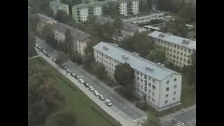 Дрон H9D штромка Таллинн. Иванов день 2016.