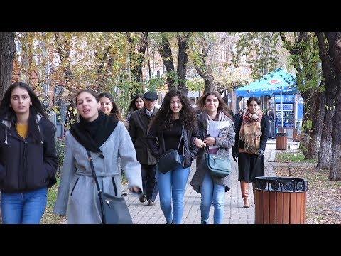 Yerevan, 23.11.17, Th, Video-1, Daserits heto, Isahakyan+Abovyan.