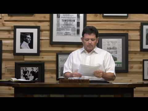 The Simple Gospel and its Results - October 30, 2016