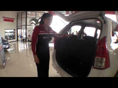 AVANZA 12 - video review by Toyota Monterrey