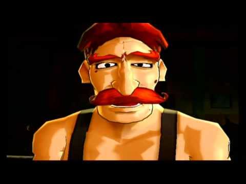 Punch Out!! Von Kaiser: Full Fight