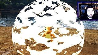 connectYoutube - OMG! ESTÁ EVOLUCIONANDO! - POKÉMON ARK #8 - ARK: Survival Evolved