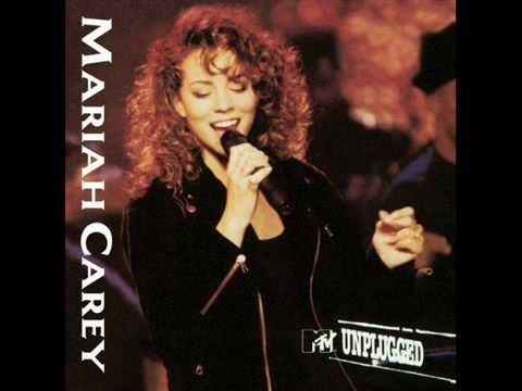 Mariah Carey- Someday (MTV Unplugged)