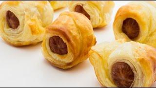 Mini worstenbroodjes maken - # leukstedagen
